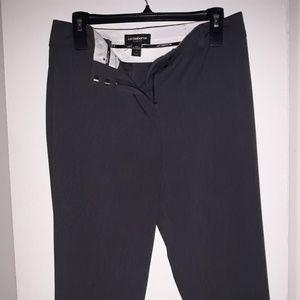 Grey dress slacks